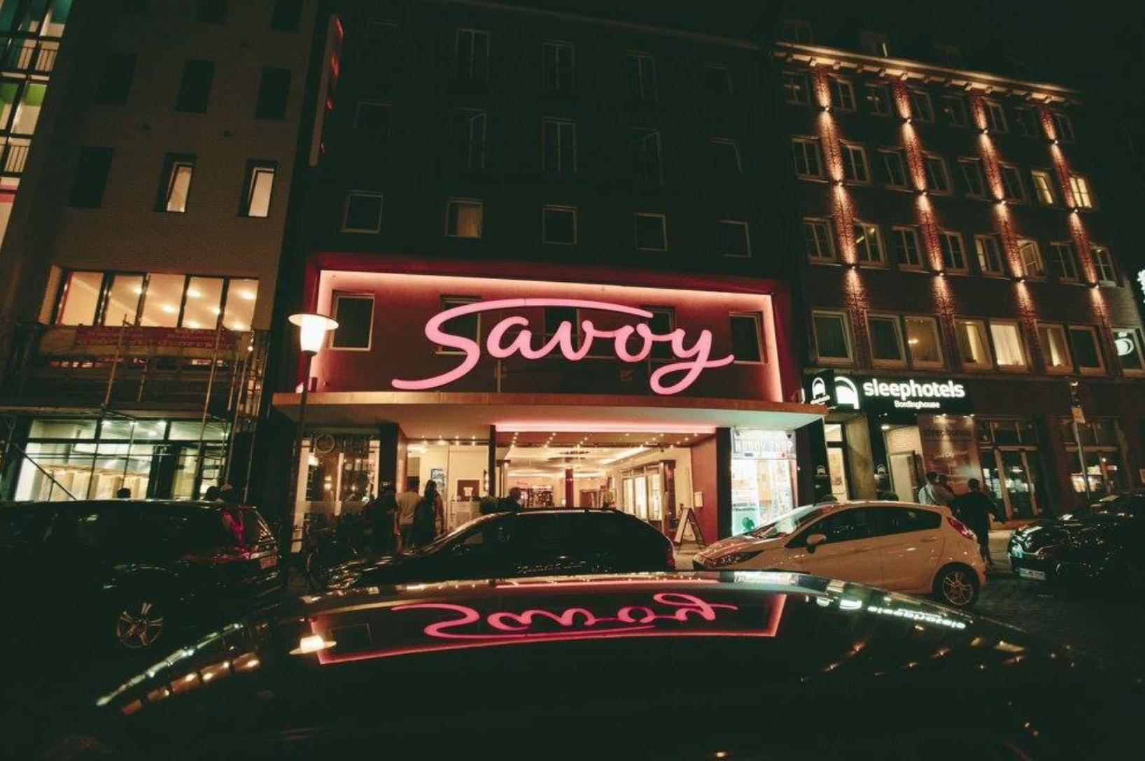 Kennst du schon das Biest in dir? Lerne es im Savoy Kino kennen.