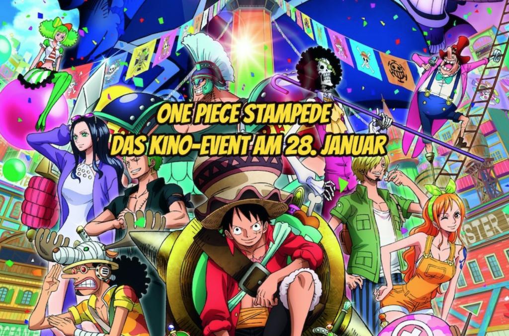 Das geht an alle Anime-Fans da draußen: Ab ins CinemaxX!