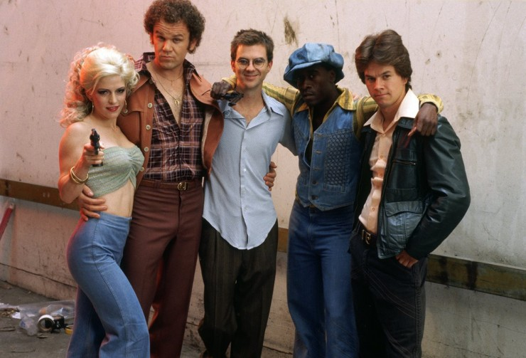 "Der Savoy Film Club zeigt den Film ""Boogie Nights"" mit Mark Wahlberg."