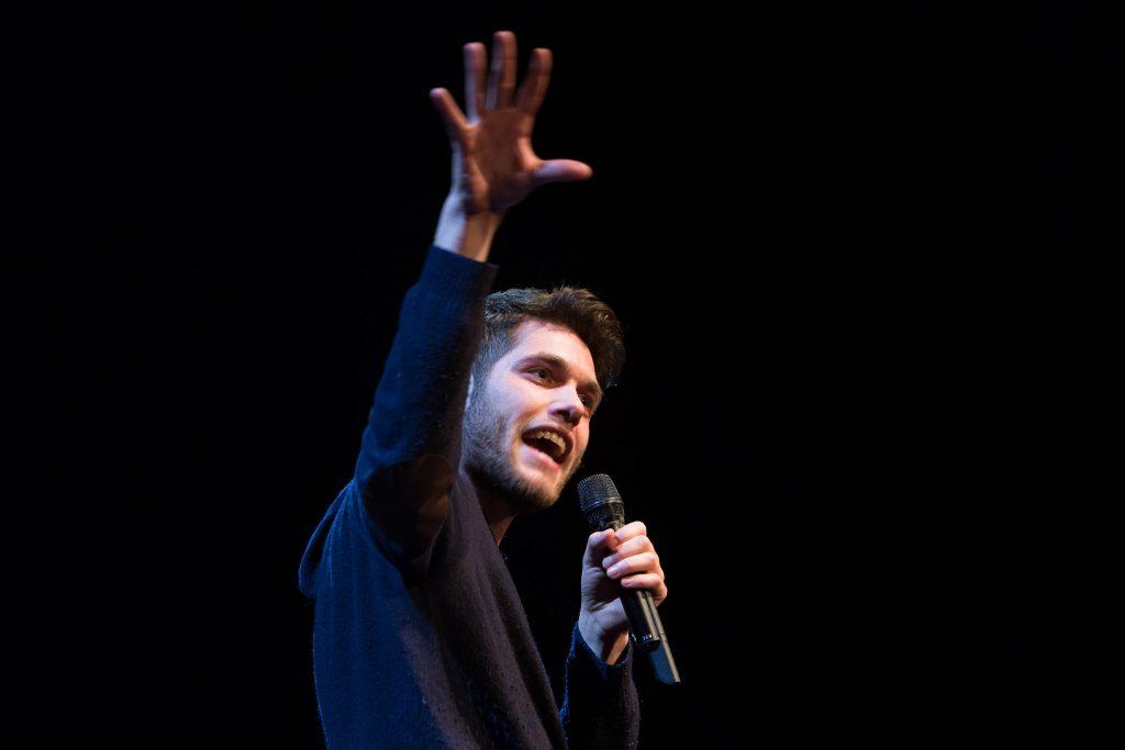 Poetry Slam Städtebattle: Hamburg tritt gegen München an.
