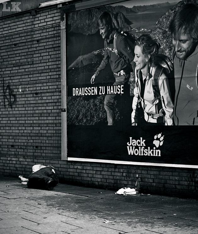 Das neue Projekt des Museums der Arbeit dreht sich um Obdachlosigkeit.