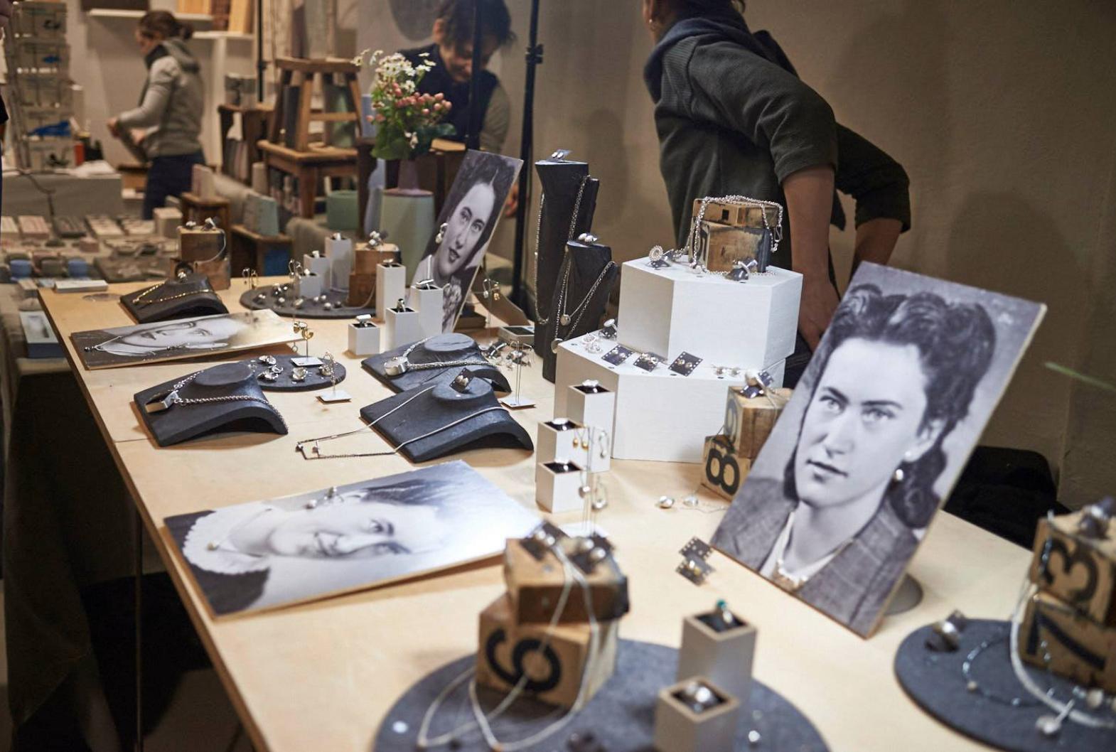 Handgemachte Produkte und richtig coole Designs: Der Besondersmarkt wartet.