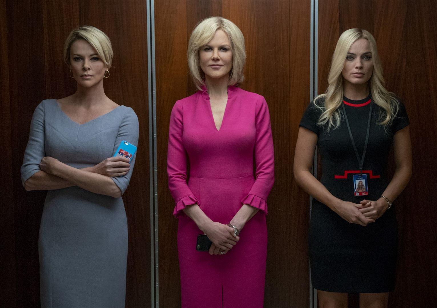 """Der oscarnominierte Film """"Bombshell"""" hat bombastische Schauspielerinnen."""