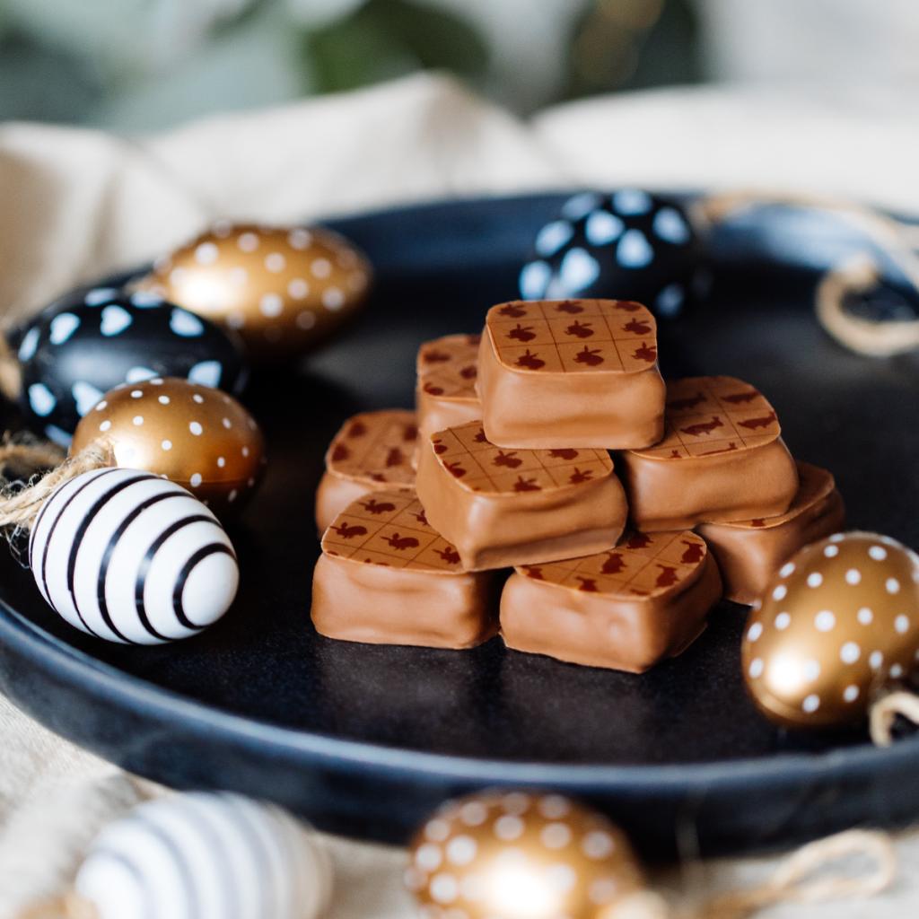 🎉 Wir verlosen ein schokoladiges Osterpaket vom Chocoversum by Hachez!