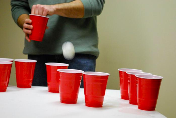 Mach mit bei den Social Distance Beerpong Meisterschaften!