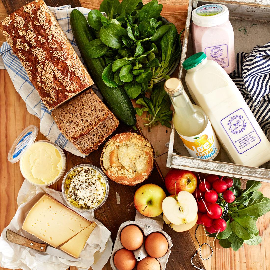 🎉 Vom Bauernhof in deine Küche: Wir verlosen einen 45 € Gutschein für Frischepost.