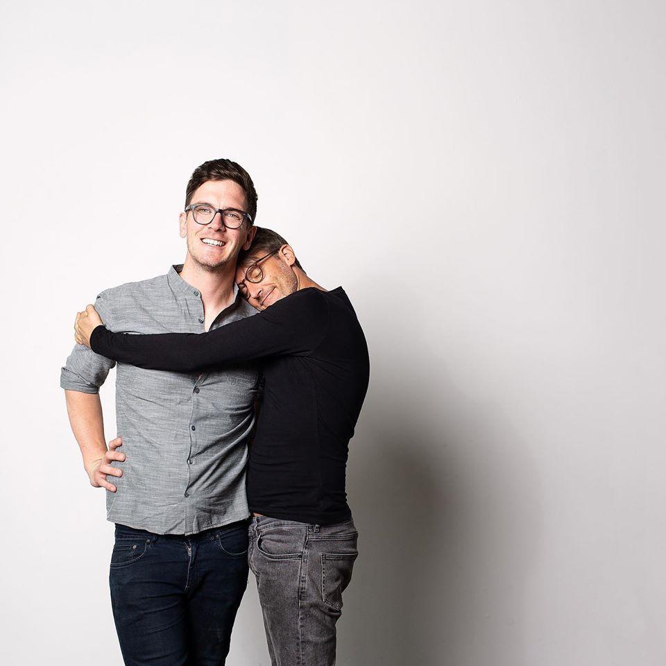 Onlinequiz: Bei Tom und Darren geht's um die Arbeit.