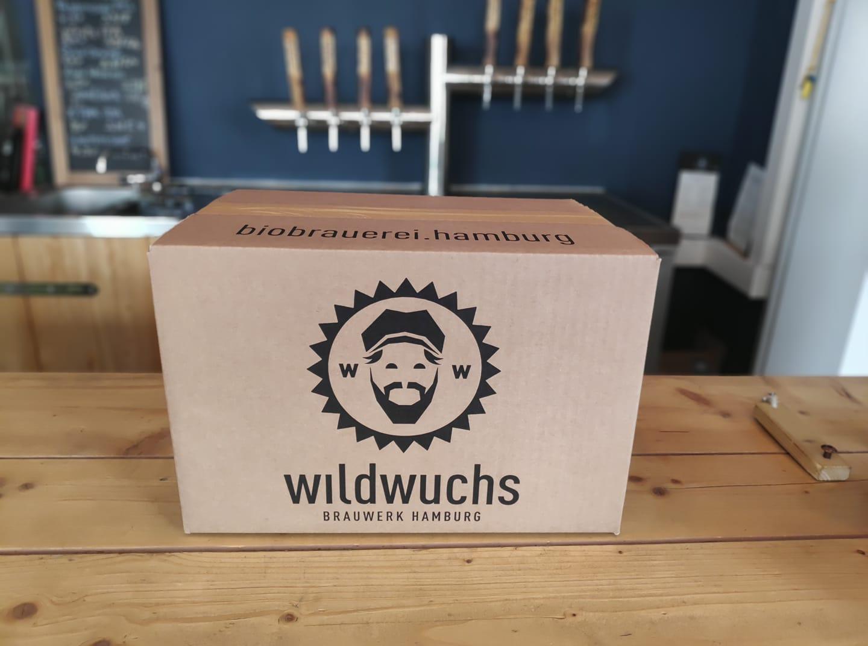 Unterstütze deinen Lieblingsort mit dem Solibier der Wildwuchs Brauerei.