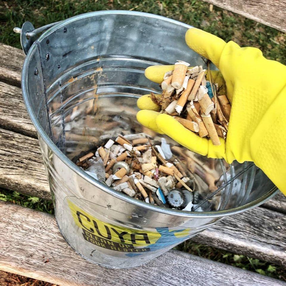 Dienstag ist Cleanstag – mach mit & halte unsere schöne Stadt sauber!