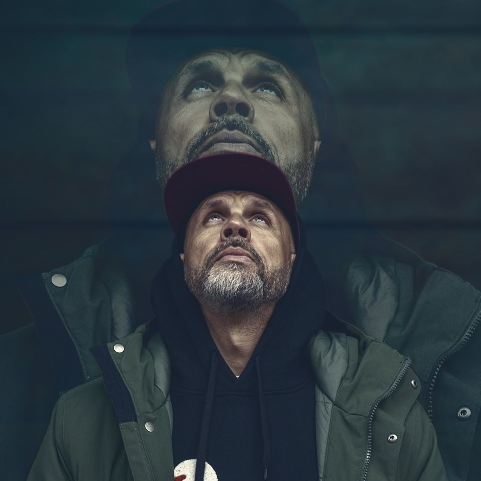 Der Hamburger DJ Stylewarz ist beim Hip Hop Online Film Festival dabei.