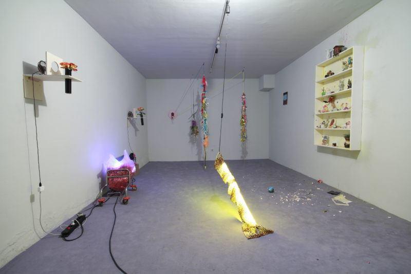 Werkschau in der Galerie Oel-Früh: Diesmal mit Jil Lahr.