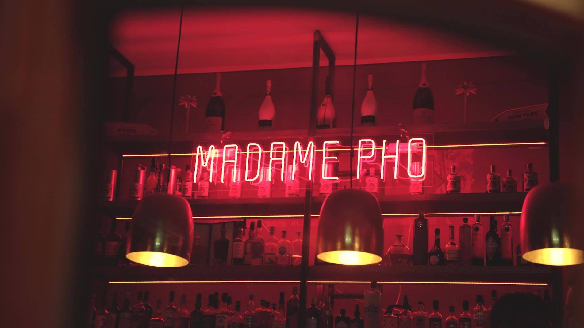 Yuuuuummy! Besuche das neue Pop-Up-Restaurant Madame Pho.