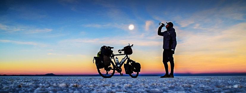 Besser Welt als Nie – ein Film übers Radfahren, Heimat und Ferne.