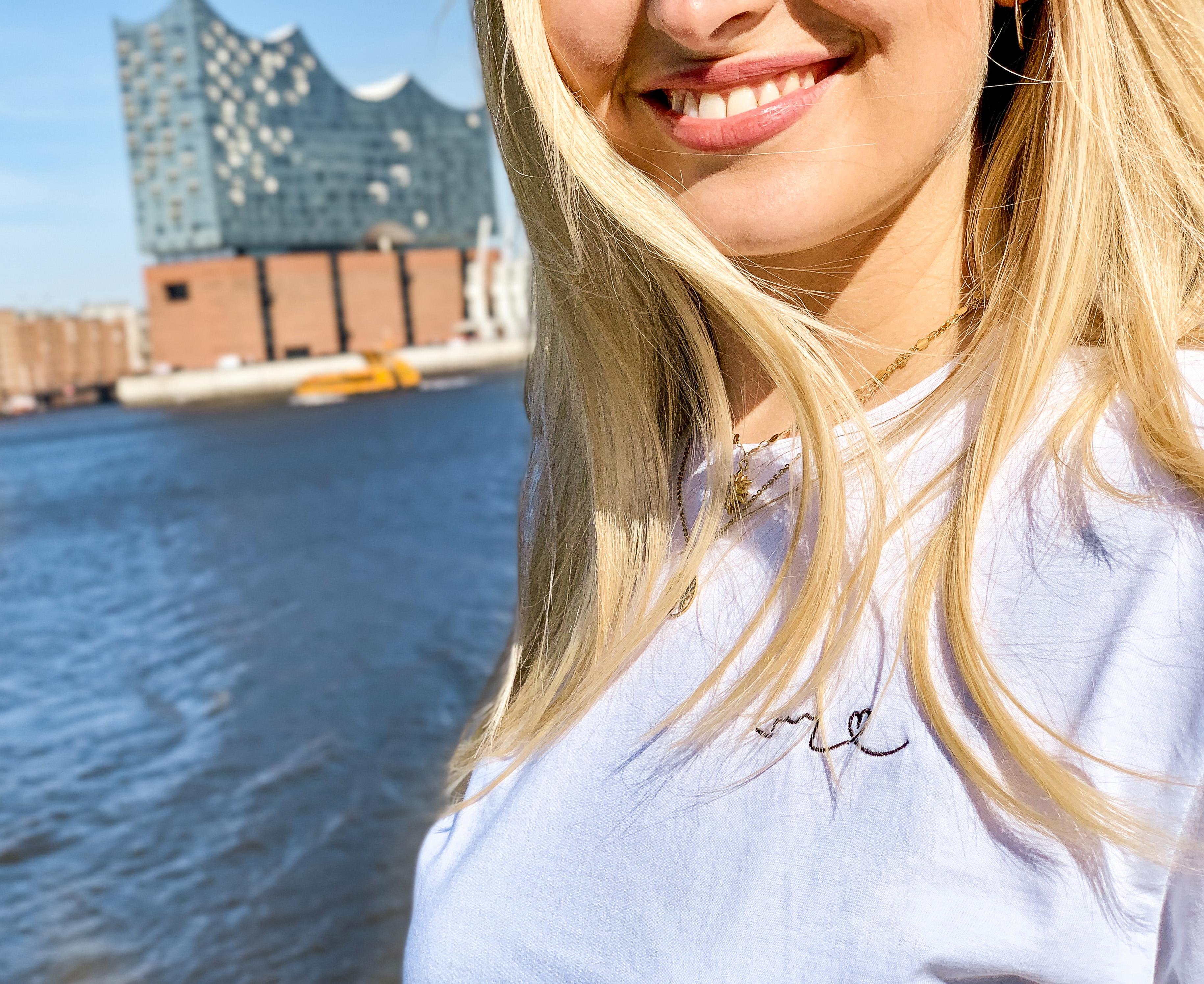 """🎉 Wir verlosen 3 tolle """"Hamburg-Liebe"""" T-Shirts von Kinners of Hamburg!"""