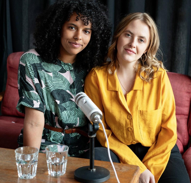 Zwischen Rap und Feminismus: Feuer & Brot ist als Live Podcast bei Draußen im Grünen.