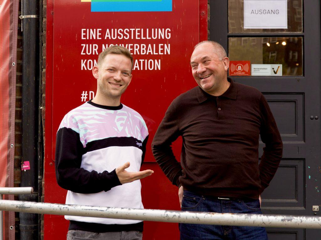 Folge #33 – Andreas Heinecke – Gründer von Dialog im Dunkeln