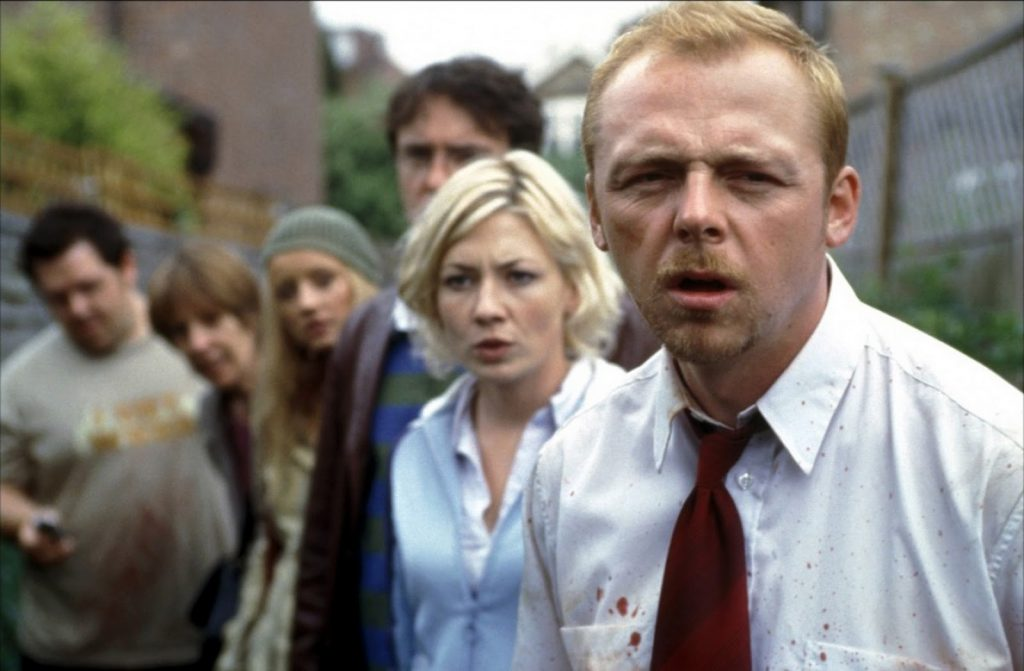 "Der Klassiker ""Shaun of the Dead"" läuft im Savoy!"