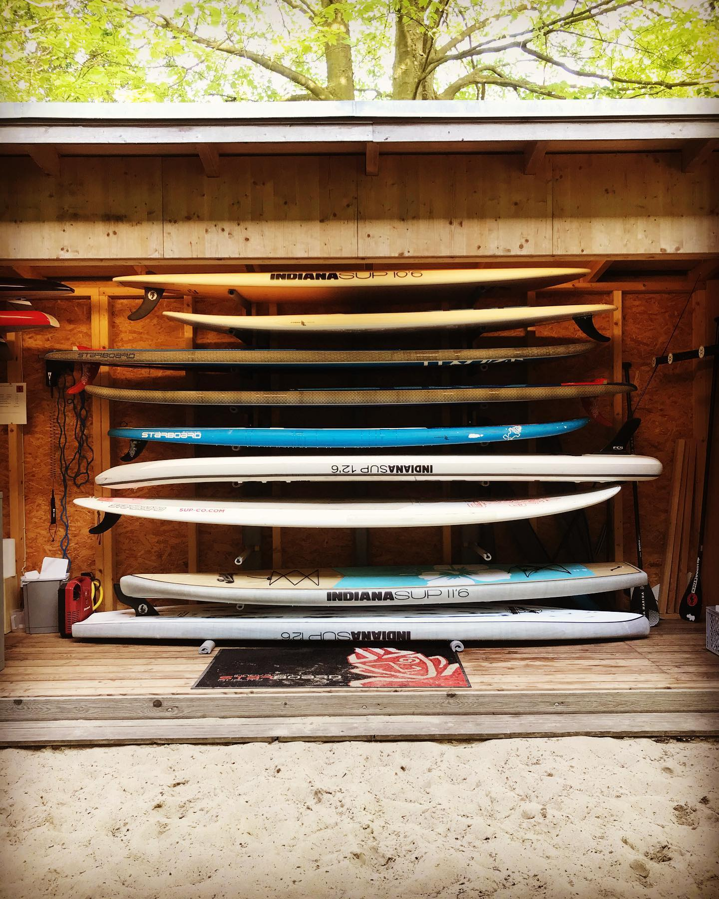 Bereite dich auf den nächsten Sommer vor und greif zu beim SUP Winter Sale!