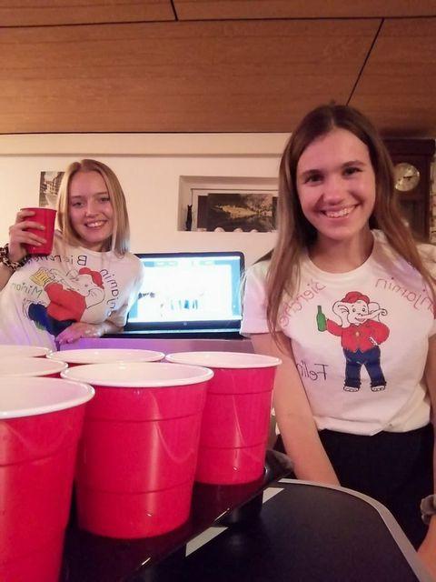 Bier? Bier! Mach mit beim Social Distance Beer Pong!