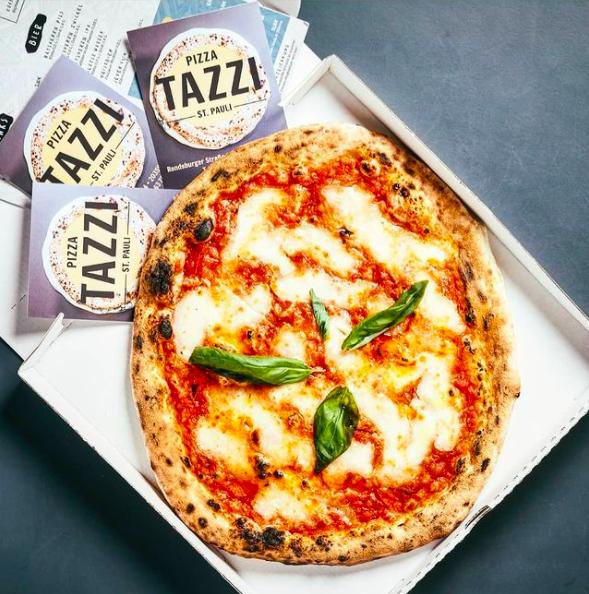 Pizza-Freitag: Backe dir deine eigene Tazzi Pizza