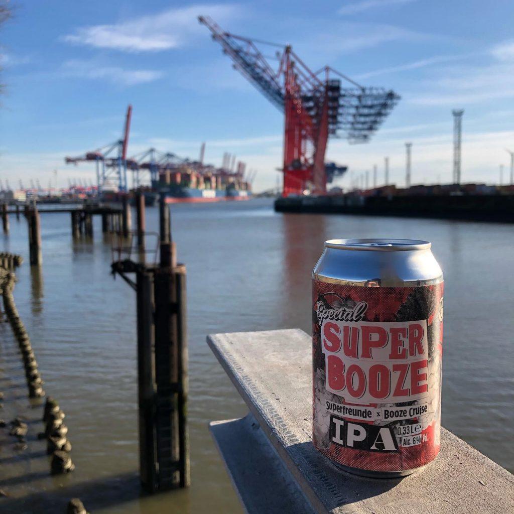 Das Boatless Booze Cruise Festival sammelt für die Hamburger Musikszene.