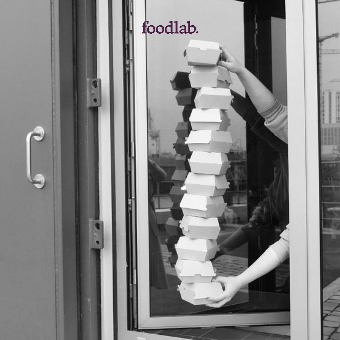Hunger? Ab zum Pop Up Fenster vom foodlab mit Comida Corrida.