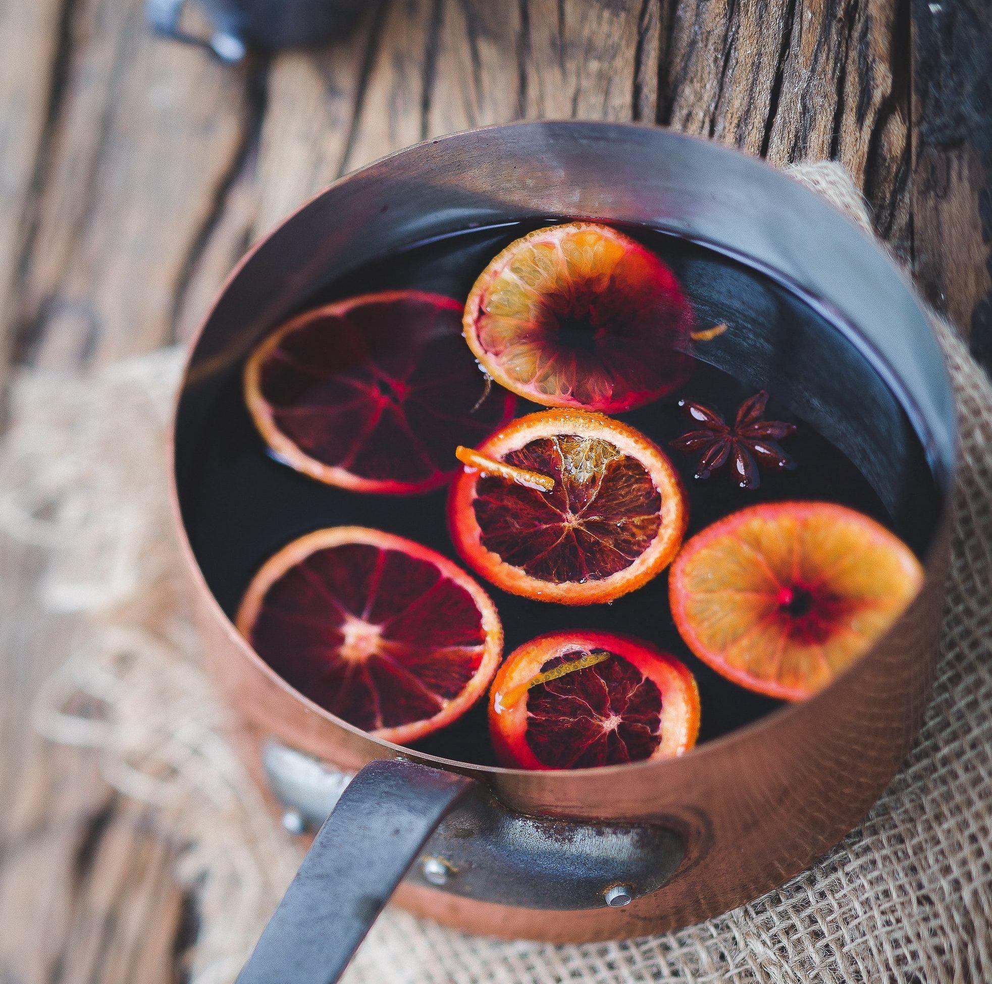 Für das Winterfeeling: So wird dein Glühwein richtig lecker.