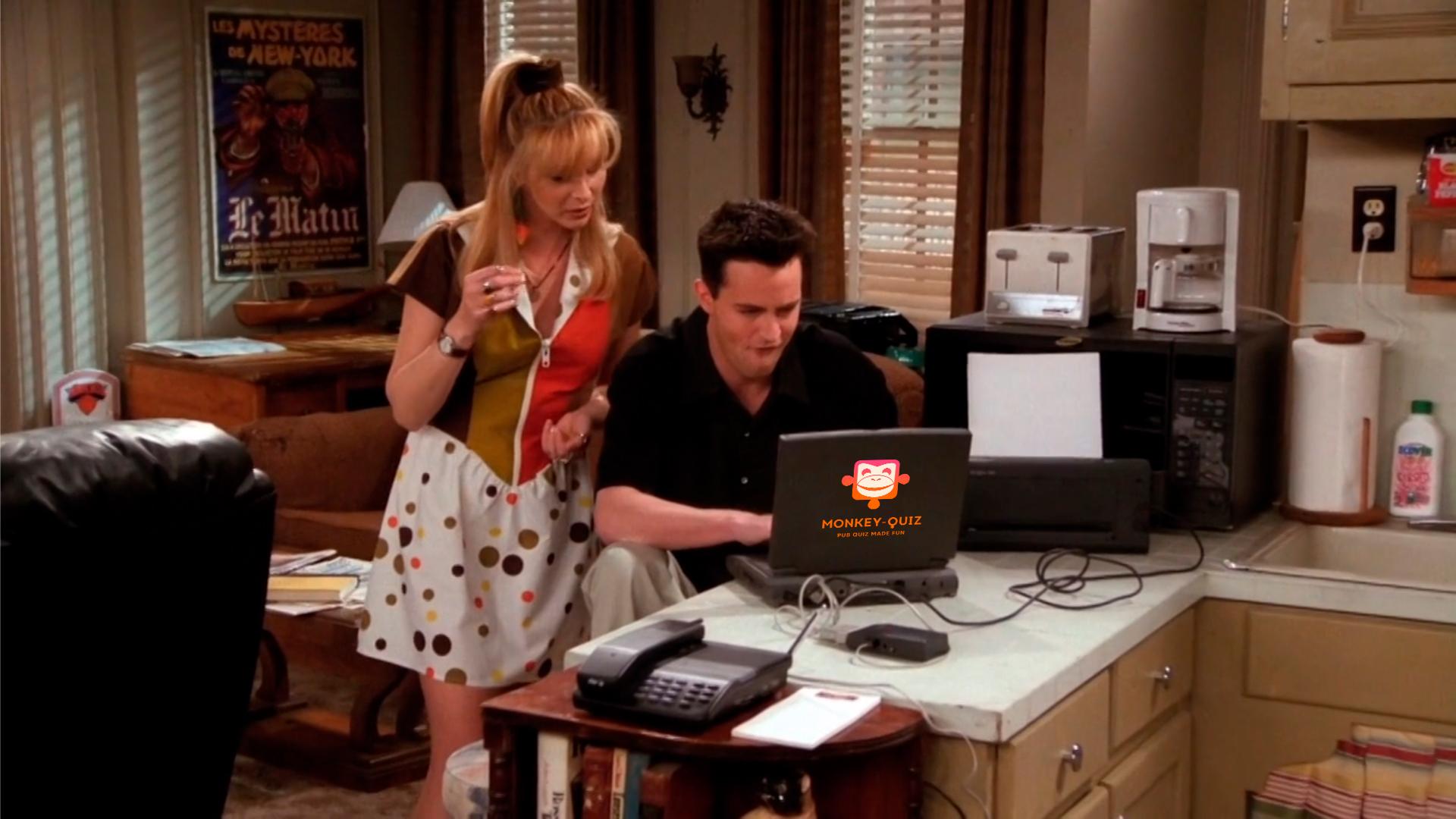 Na, weißt du alles über Friends? Beweise dein Können online beim Monkeyquiz.
