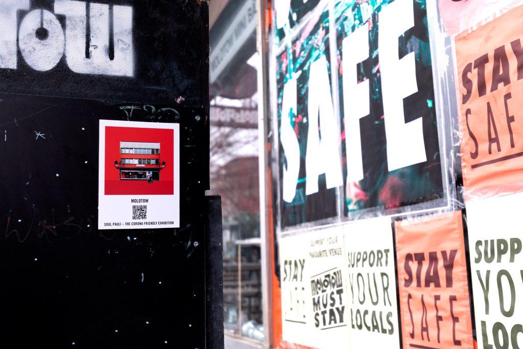 Ein ganzes Viertel als Galerie: Wirf einen Blick hinter die Fassaden St. Paulis!