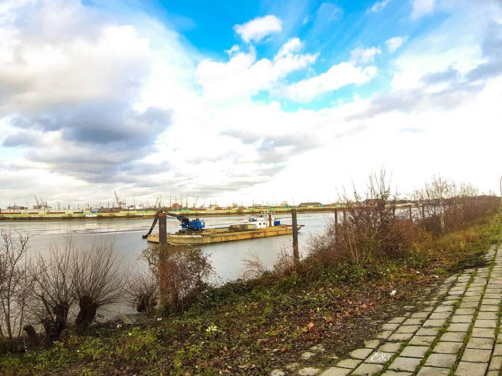 AINO Ausflugstipp: Spazieren am Finkenwerder Ufer