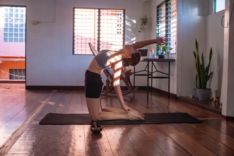 Da kommst du uns Schwitzen: Die Tribe Yoga Base bietet Onlinekurse.