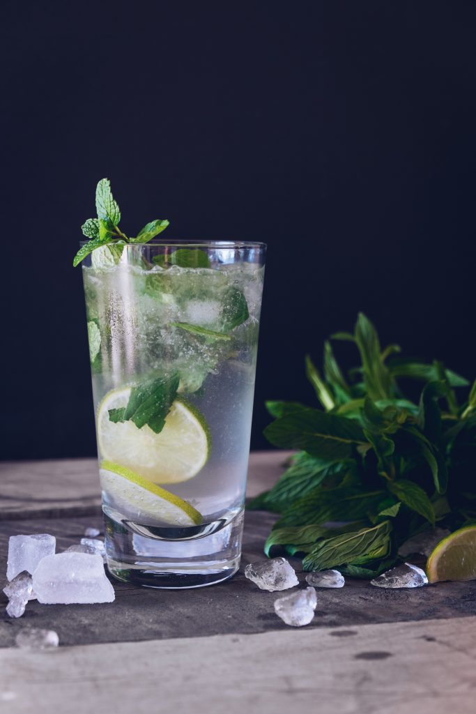 Drinks am Dienstag: Summer-Feeling mit dem Ingwer-Gingerale-Drink