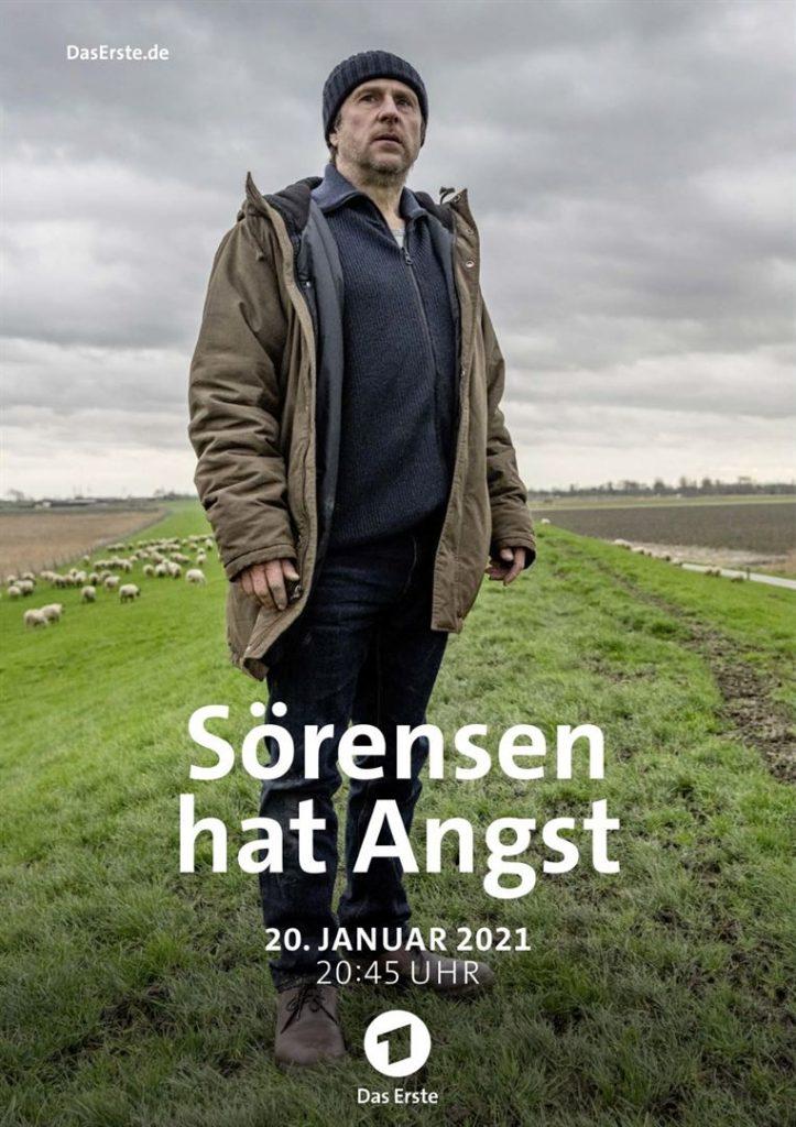 """Bock auf Krimi? Das Erste zeigt Bjarne Mädels Regiedebüt """"Sörensen hat Angst""""."""