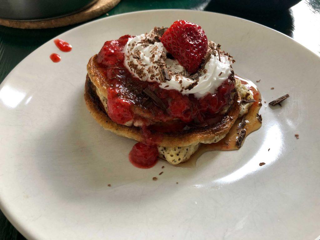 AINO Foodie Friday: Starte den Tag mit veganen Pancakes