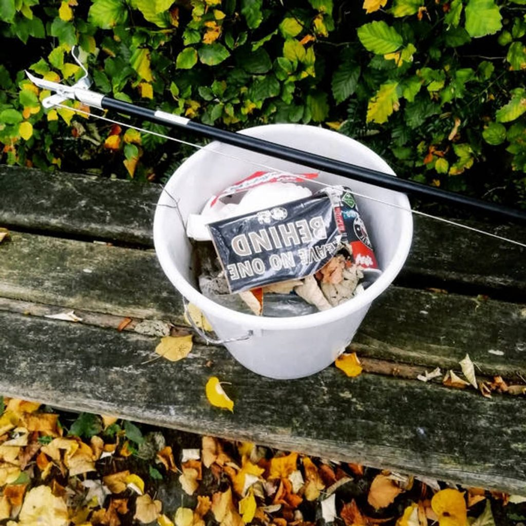Schnappe dir eine Zange und sorge beim Clean Up für ein sauberes Eimsbüttel.