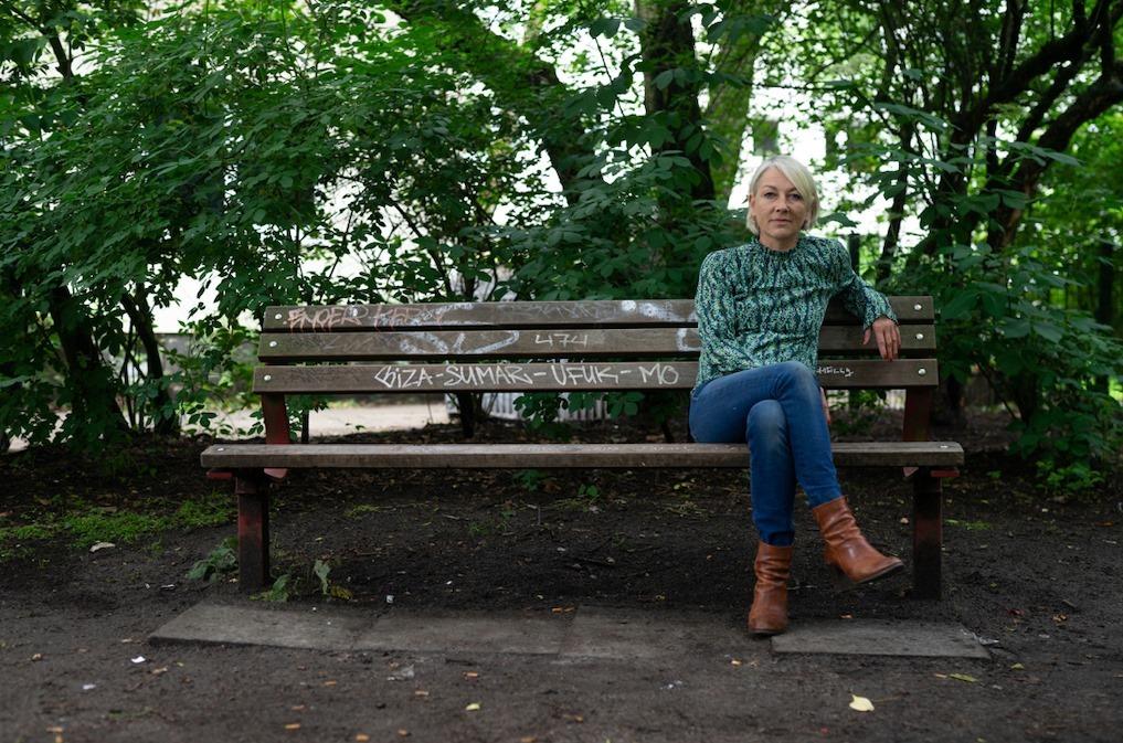 Katja Hübners Buch erzählt von einer ungewöhnlichen Freundschaft.