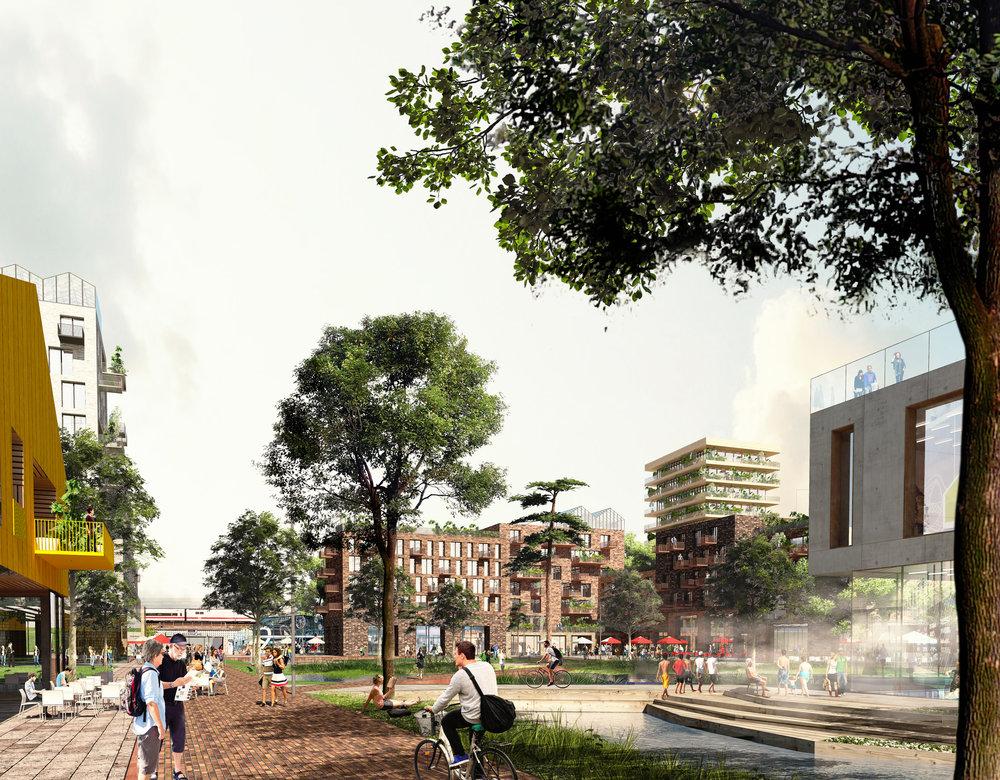 Interessiert an Stadtplanung? Im Stream erfährst du Neues zu Oberbillwerder.