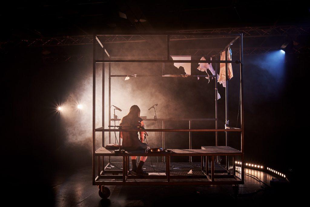 Das Lichthof Theater hat eine außergewöhnliche Performance für dich.