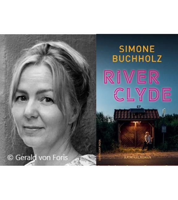 Simone Buchholz liest im Büchereck Niendorf aus ihrem neuen Krimi.