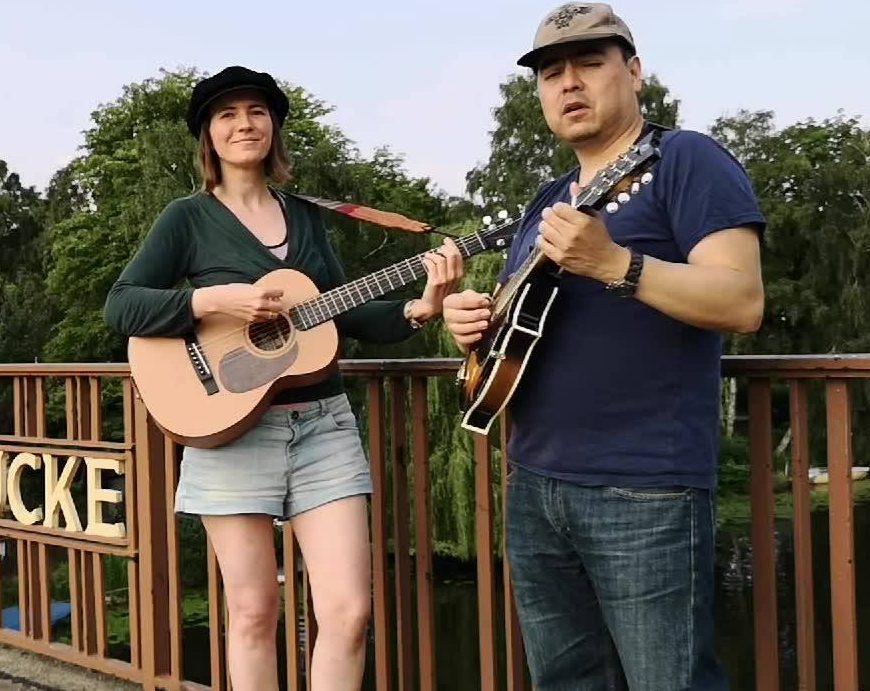 Jade Lagoon eröffnen die Konzertreihe Musik & Stulle in der Hobenköök.