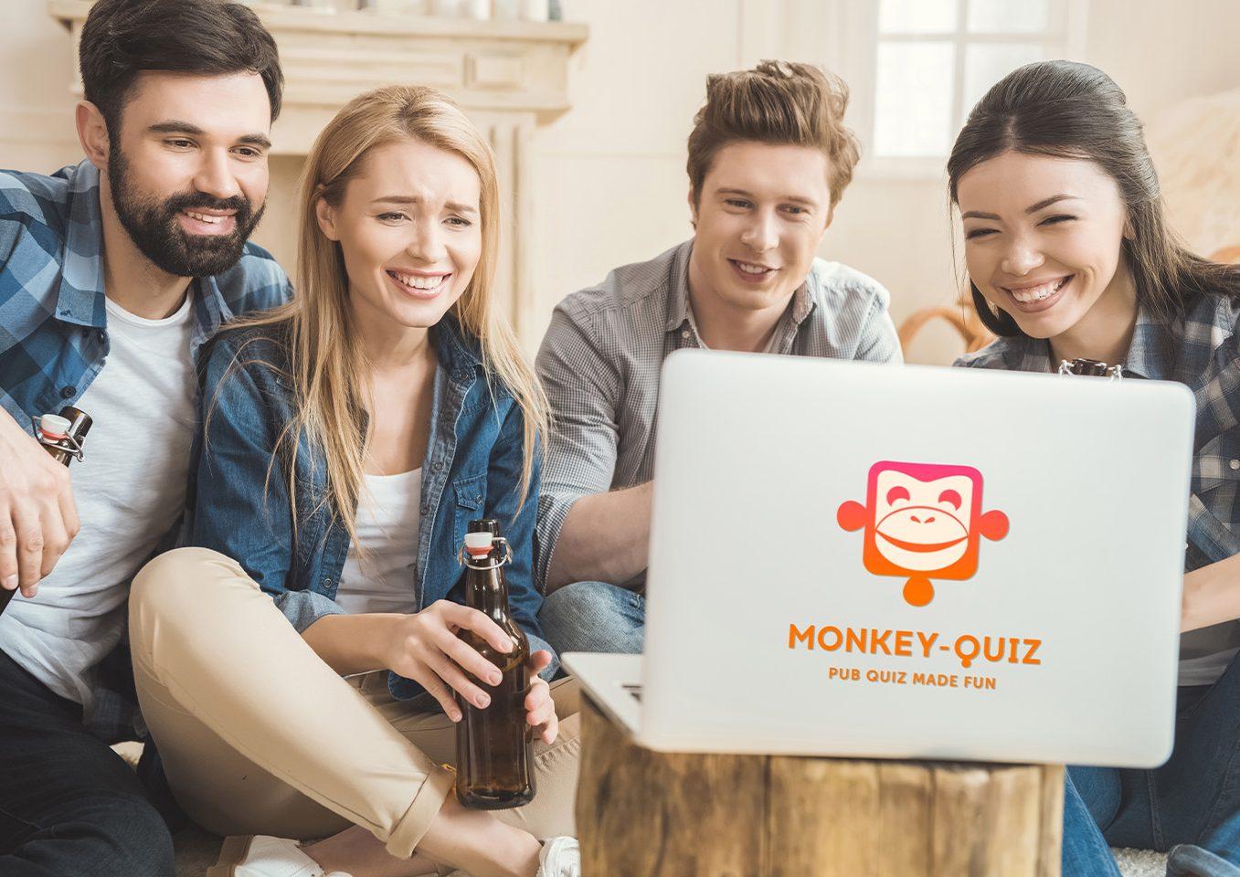 Ready, Set, QUIZ! Beim Monkey Quiz wirds spannend.