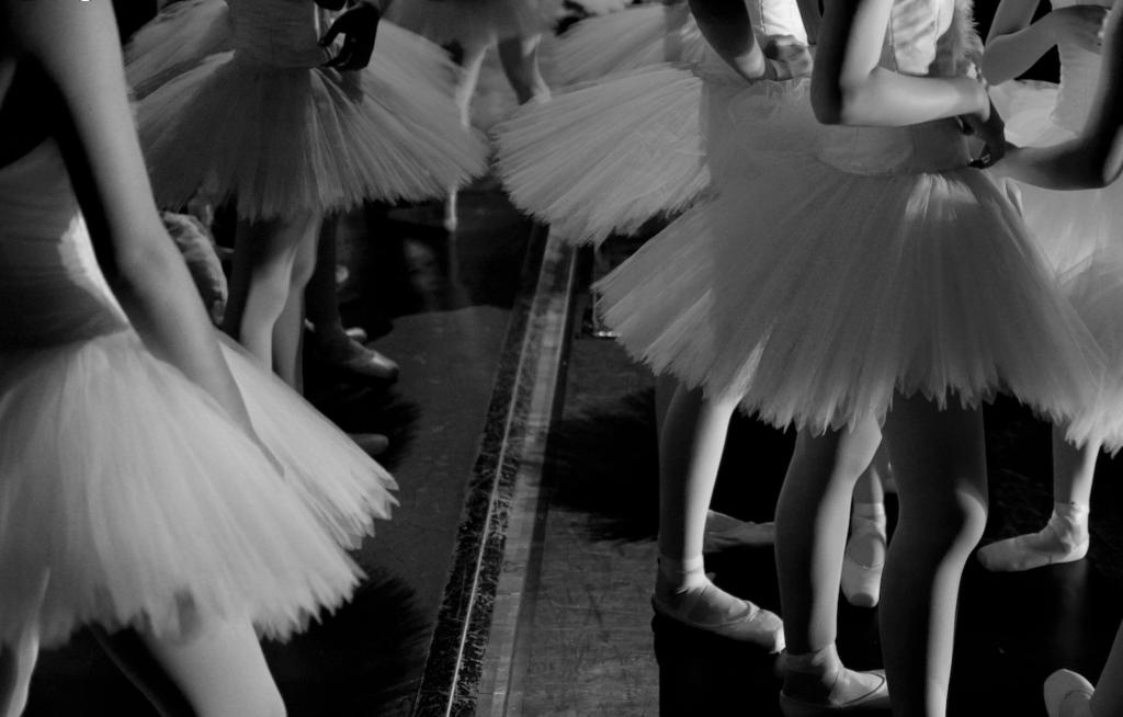 Schönheit & Virtuosität: Entdecke die Gesellschaft des Balletts.