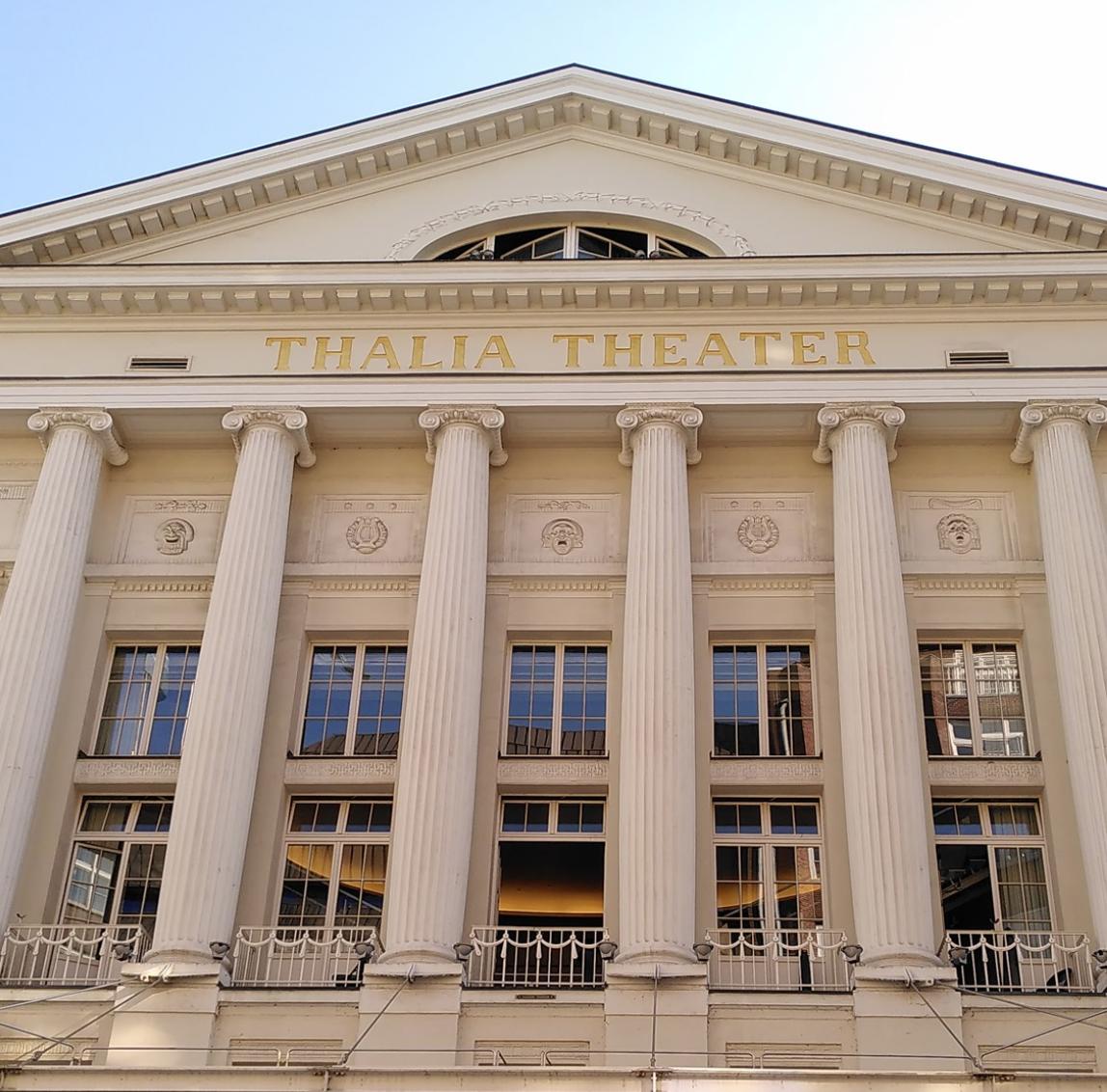 Bist du bereit? Sei beim Grenzgänger Festival vom Thalia Theater am Start.