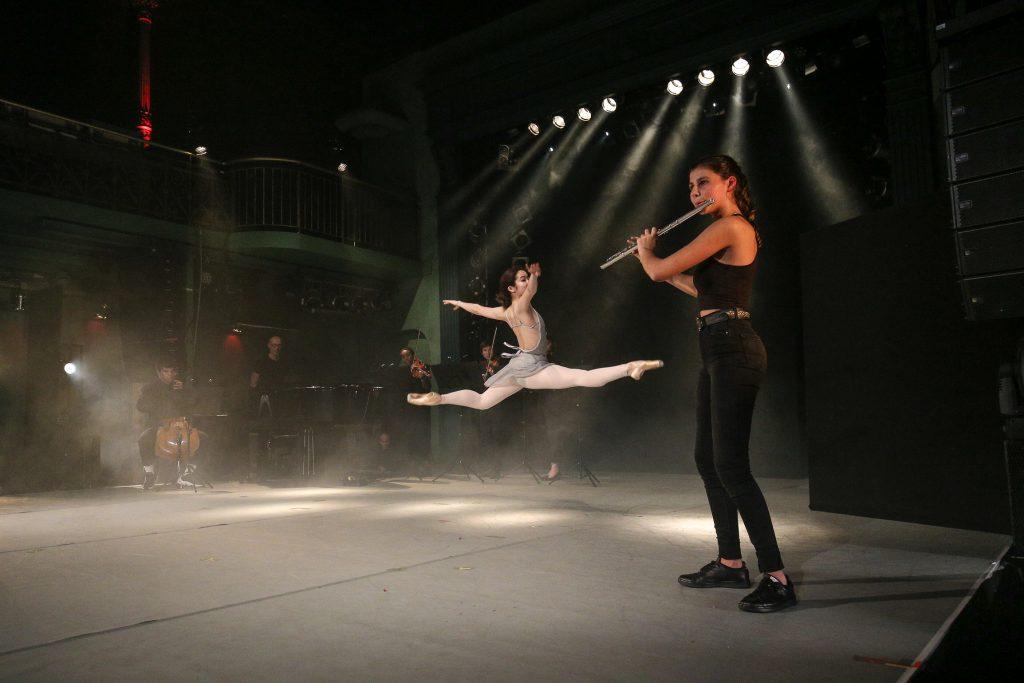 Tanz, Gesang & Spiel – The Young ClassX gemeinsam mit dem BUNDESJUGENDBALLETT