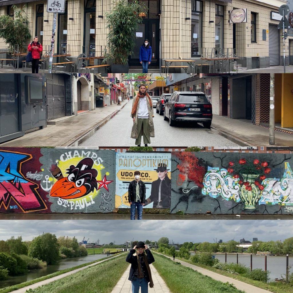 Grenzgängerfestival: Das Thalia startet mit einem online Theaterprojekt.