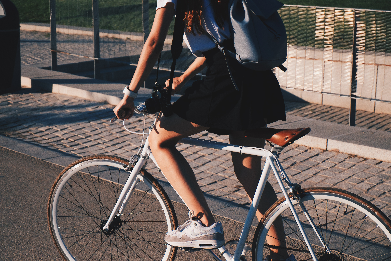 Deinen neuen Drahtesel ergatterst du auf dem Fahrradflohmarkt.