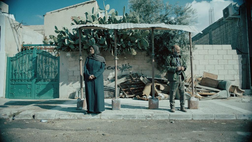 Im Zeise Open Air wird das Leben am Hafen von Gaza thematisiert.