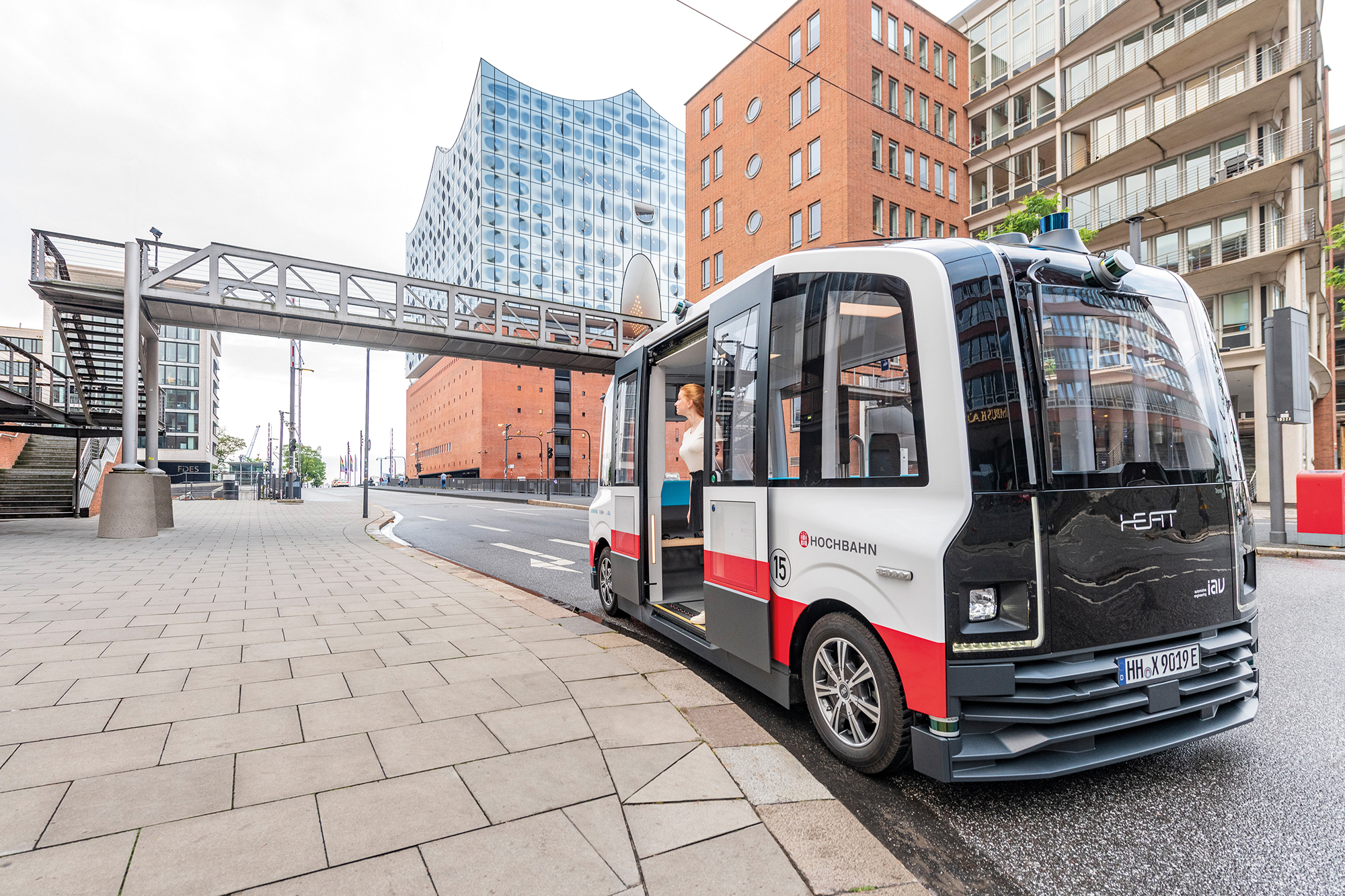 Der Public Day des ITS Weltkongress zeigt innovative Mobilitätsideen für die Zukunft.