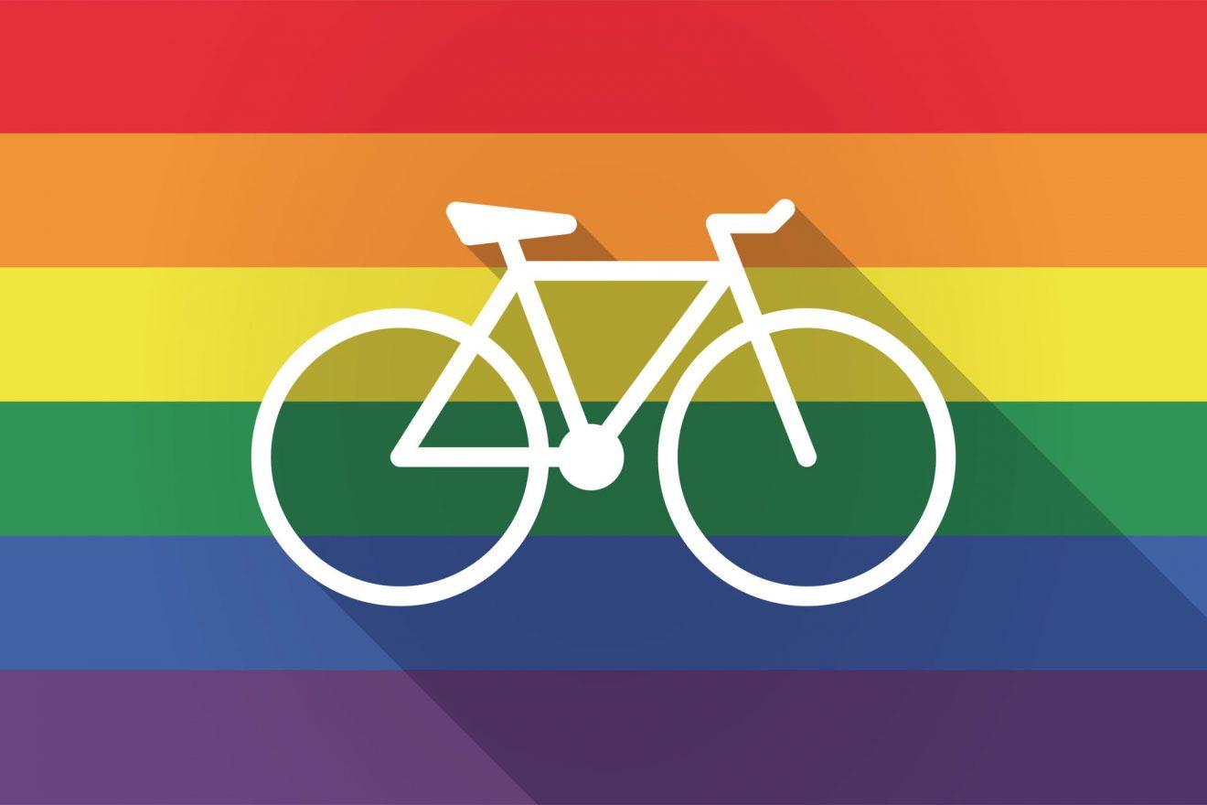 Schwing dich aufs Rad und fahr bei der CSD-Fahrrad-Demo ...