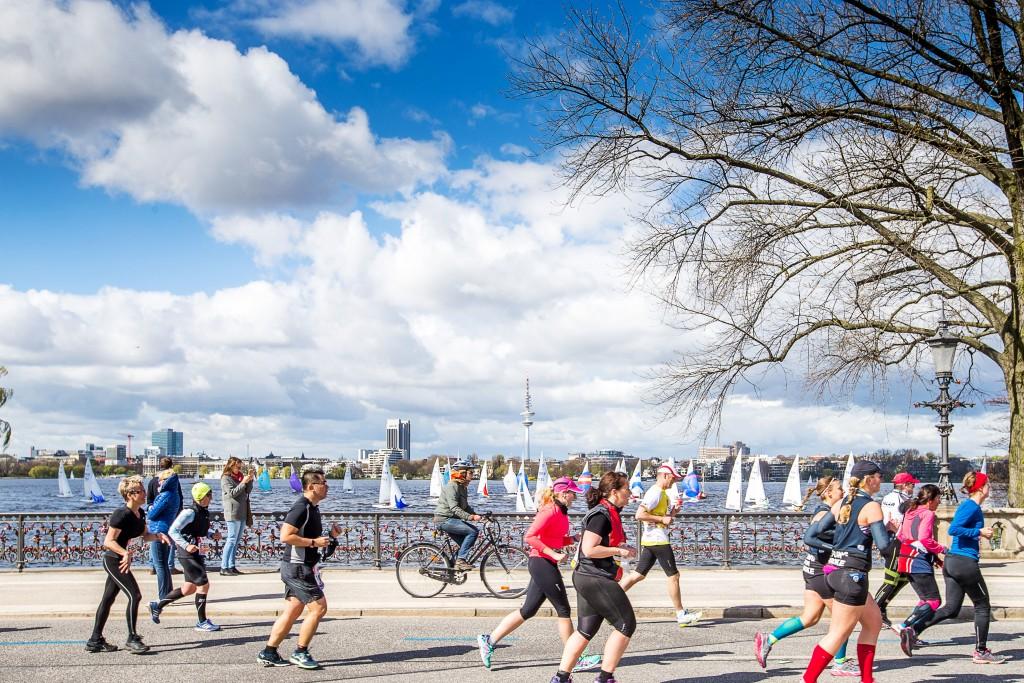 Feuere die Läufer beim Haspa Marathon an – oder gehst du selbst an den Start?
